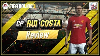 CP Rui Costa Review - Is He Worth It? - FIFA ONLINE 3 (ENGLISH)
