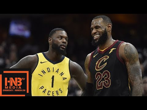 Cleveland Cavaliers vs Indiana Pacers Full Game Highlights Game 2 2018 NBA Playoffs