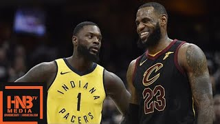 Cleveland Cavaliers vs Indiana Pacers Full Game Highlights / Game 2 / 2018 NBA Playoffs