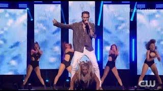 Britney Spears - Make Me... / Me, Myself & I (Live at iHeartRadio Festival 2016) ft. G-Eazy
