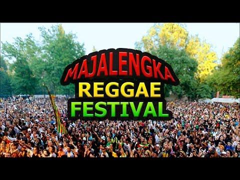 Liputan Reggae Festival Part 1 - Penonton Membludak, Konser Sangat Meriah