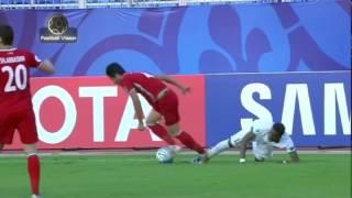 Aref Gholami  U19 Iran Highlight