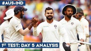 #AUSvIND: INDIA WIN Adelaide Test: #AakashVani