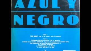 AZUL Y NEGRO-THE NIGHT