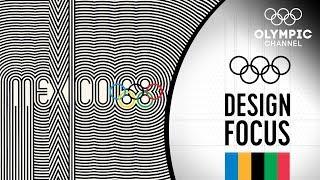 The Groundbreaking Design of Mexico 1968 | Design Focus