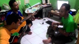 Sholawat yang menenangkan jiwa-Yasirlana Acoustic (Cover)
