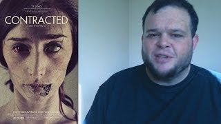 Contracted (2013) horror movie review STD's