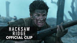 "Hacksaw Ridge (2016 - Movie) Official Clip – ""Rescue"""