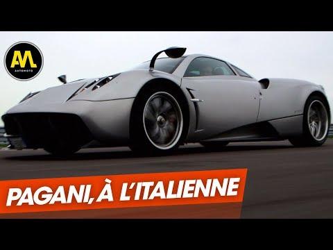 Pagani La plus belle voiture du monde
