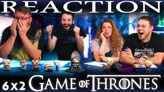 Game of Thrones 6x2 REACTION!!