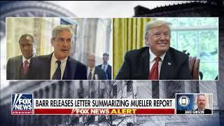 Mueller found no collusion between Trump and Russia  AG Barr