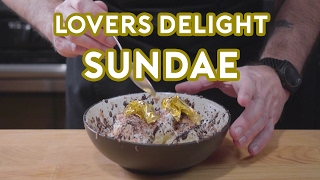 Binging with Babish: Lovers' Delight Sundae from 30 Rock