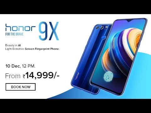 Xxx Mp4 HONOR 9X Price Specifications Release Date In INDIA 3gp Sex
