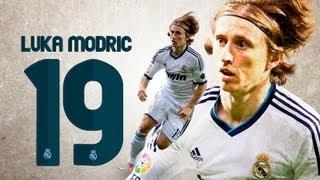 Modric goals & Skills - Real Madrid - (الجوهرة الكرواتية)