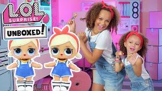 Unboxed! | L.O.L. Surprise! | Episode 4: Twinsies!
