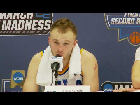 News Conference UCLA Second Round Postgame