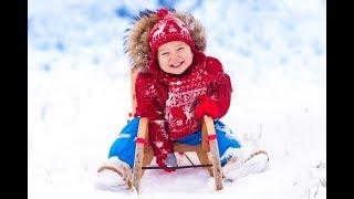 Жартує зима ⛄ Наша зимонька | Ukrainian song