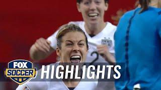 USA vs. Germany - FIFA Women's World Cup 2015 Highlights