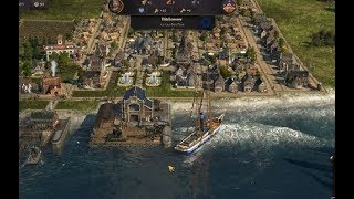 ANNO 1800  - Today Full Release  - New City Building Civilization Game 2019