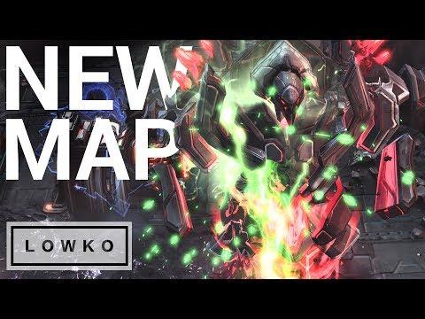 Xxx Mp4 StarCraft 2 NEW Co Op Map CRADLE OF DEATH On Brutal 3gp Sex