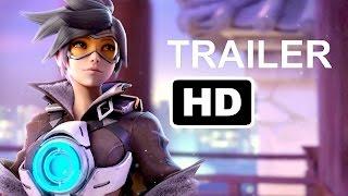 Overwatch 'The Movie' - Trailer #1 (HD)