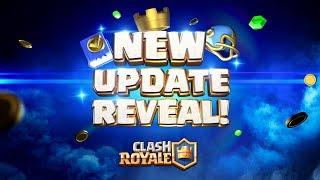 Clash Royale: Epic Quests Update Trailer!