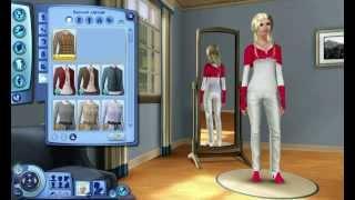 The Sims 3 Создание персонажа *(Барби)*