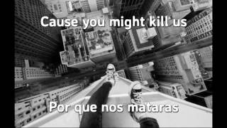 R3hab & Felix Snow - Care (Ft Madi) Lyrics Español & Ingles (Blaxxwell Video Editado)