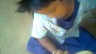 Tamil schoolgirl attakasam