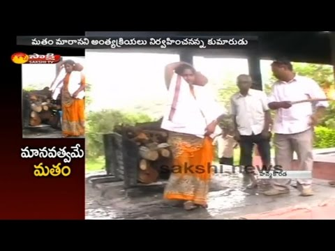 Xxx Mp4 Muslim Woman Conducts Hindu Man S Funeral In Telangana 3gp Sex