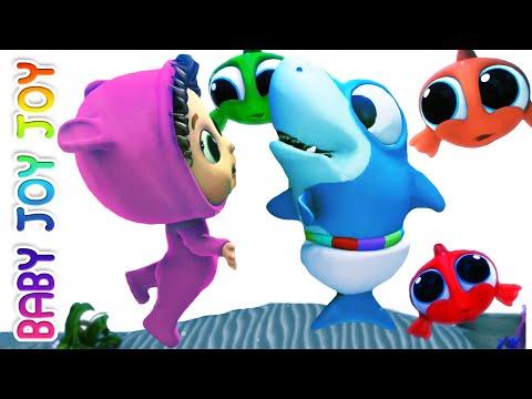 Baby Shark Dance Learn About Helping Friends Nursery Rhymes
