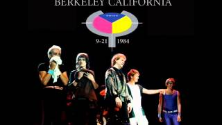 Yes live at Berkeley [21-9-1984] - Full Show