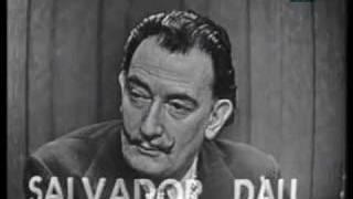 Salvador Dali on
