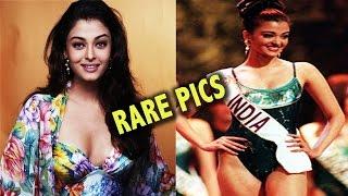 Aishwarya Rai Bachchan Rare and Unseen Pics During Modelling Days