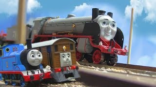 Thomas, Toby and the Big Steel Run Trailer - Thomas & Friends