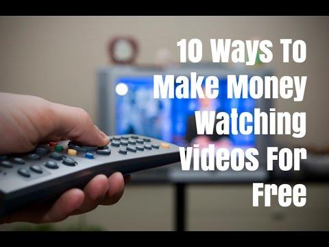 Xxx Mp4 10 Ways To Make Money Watching Videos For Free 3gp Sex