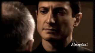 Sam and Joseph Adama Caprica / ( Sasha Roiz/ Esai Morales)