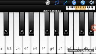 تايتانك بيانو تعليمي   Titanic piano