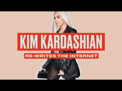 Xxx Mp4 Kim Kardashian West Fixes Internet Headlines About Her And Her Family ELLE 3gp Sex