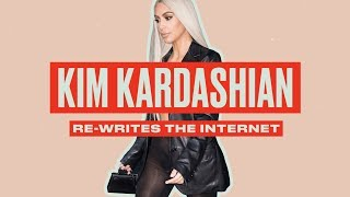 Kim Kardashian West Fixes Internet Headlines About Her and Her Family | ELLE
