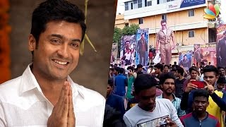 Surya fans prove their strength and support in Kerala | Latest S3 Tamil Cinema News