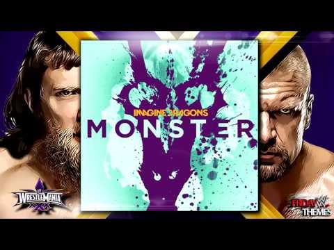 WWE: Wrestlemania 30 (XXX) Daniel Bryan vs Triple H Promo Theme Song -