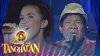 Tawag ng Tanghalan: Arsenio Adlawan Jr. vs. Crismille Vallente