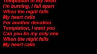 Arash - Temptation ft. Rebeca Lyrics