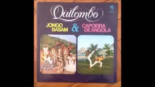 Jongo Asam,  Capoeira De Angola Int. Julio Cesar Fiqueiro  –  Quilombo