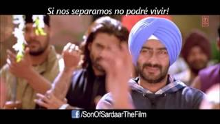 Son Of Sardaar - Bichdann HD (subs español)