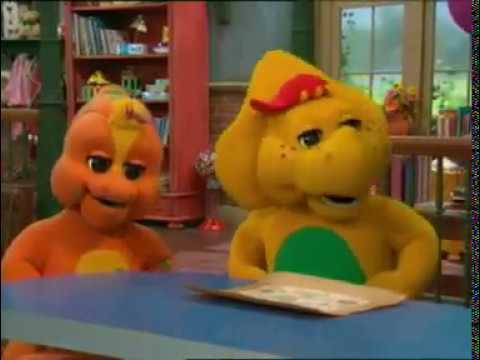 Barney And Friends Counting and Letters Bahasa Indonesia Version