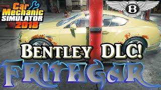 Let's Play Car Mechanic 2018 #28: Bentley DLC!