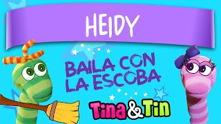 tina y tin + heidy (Personalized Songs For Kids) #PersonalizedSongs