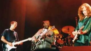 Eric Clapton, BB King & Bonnie Raitt - Blues Jam - Live At Earl Court 10 17, 1998